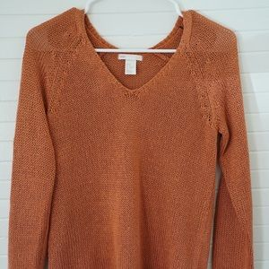 H&M loose knit sweater